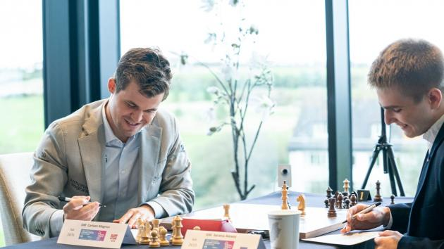 FIDE Chess.com Grand Swiss: 5 Players Lead After Round 2