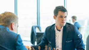 Carlsen sigue sin convencer en el Isla de Man tras la ronda 4