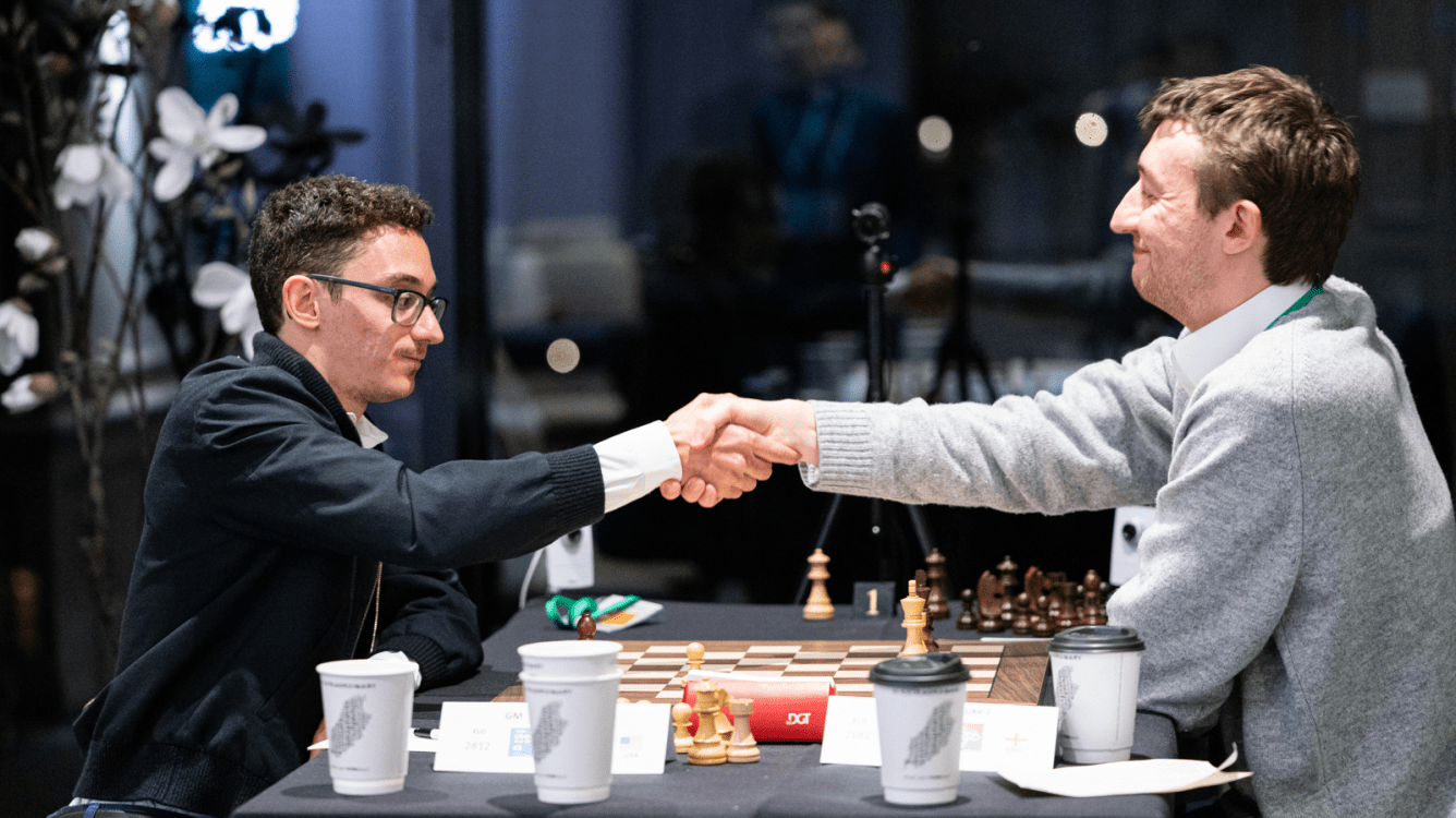 FIDE Chess.com Grand Swiss: 7 Players Lead As Caruana Escapes