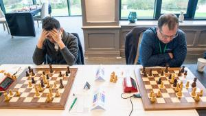 FIDE Chess.com Grand Swiss: Controversy Over 2 Similar Games