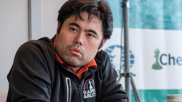 Nakamura Joins Leaders At FIDE Chess.com Grand Swiss