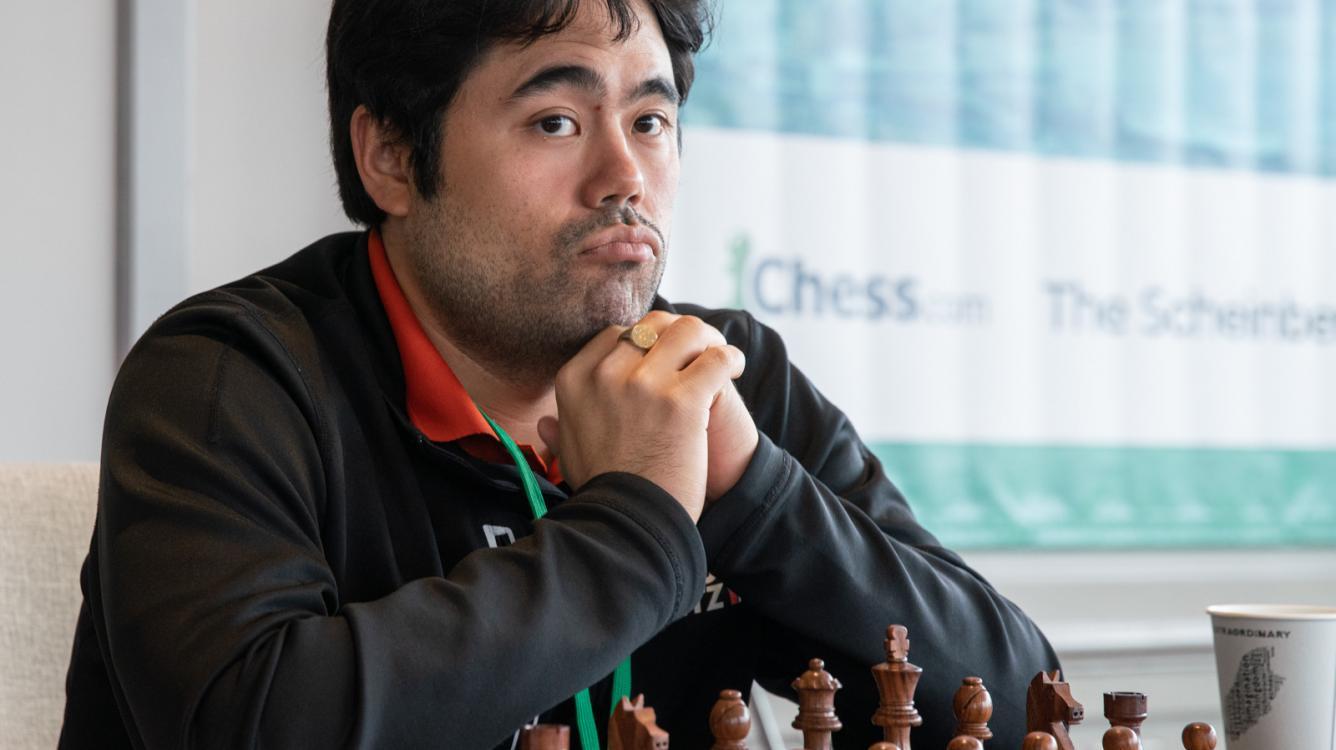 Большая швейцарка ФИДЕ и Chess.com: Накамура настигает лидеров