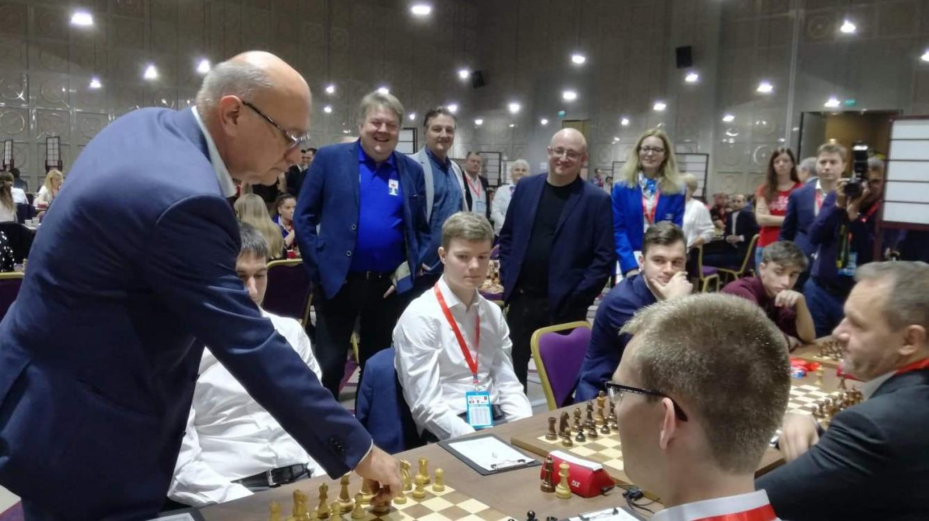 European Team Championship Underway In Batumi
