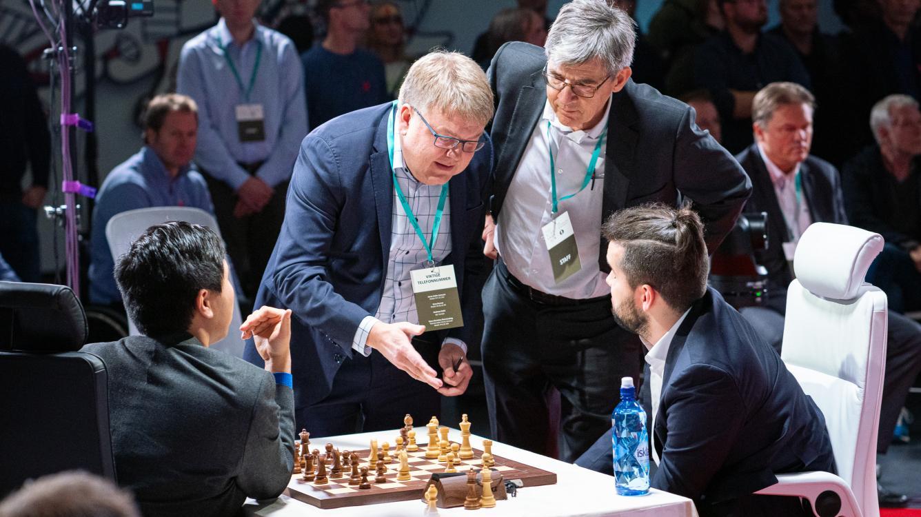 Карлсен и Со встретятся в финале Чемпионата мира по шахматам Фишера