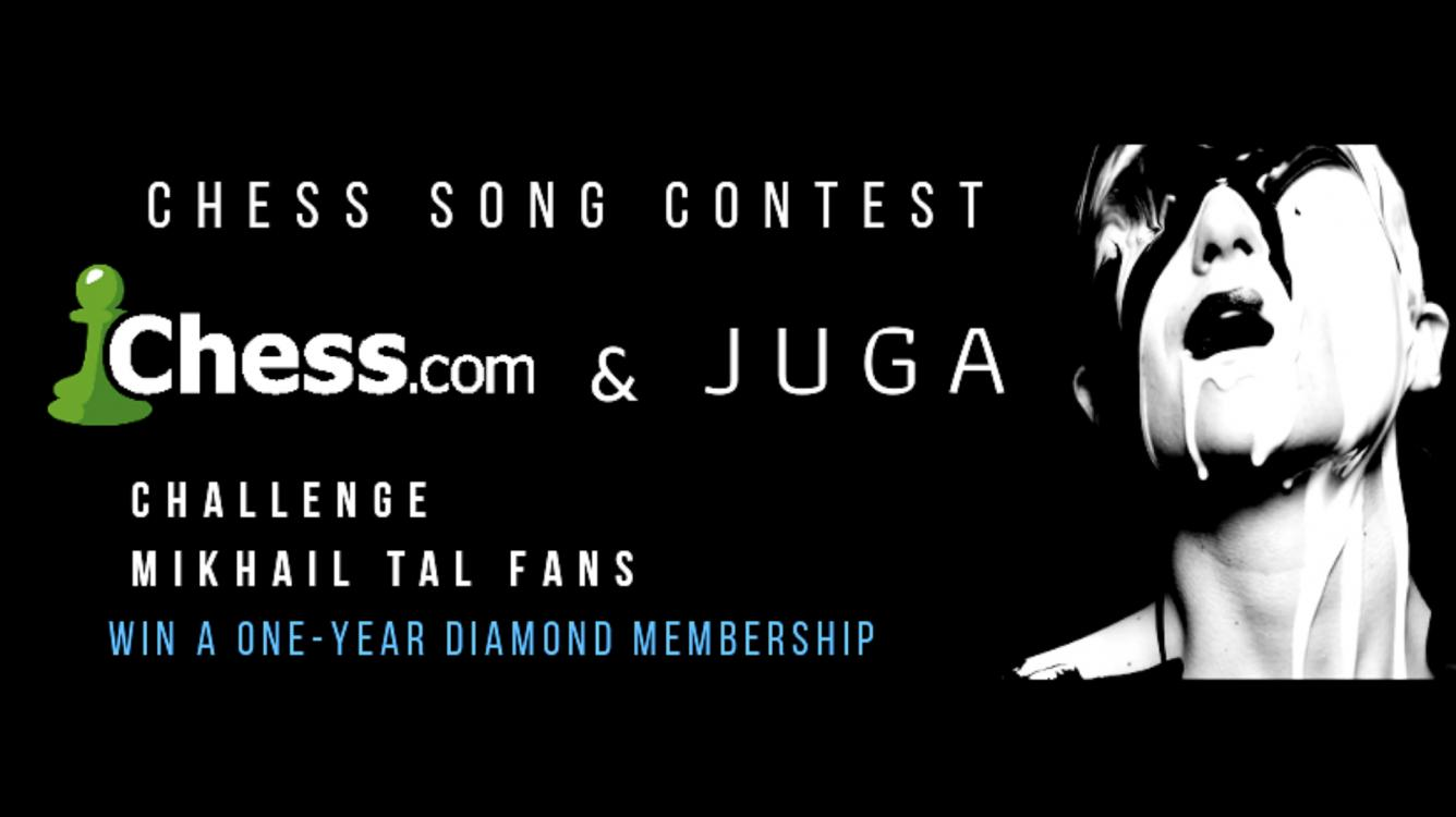 Want to Win a Diamond Membership? Enter My Chess Song Contest!