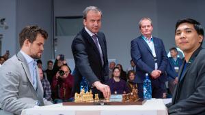 So Takes Lead vs Carlsen In Thrilling Fischer Random Final