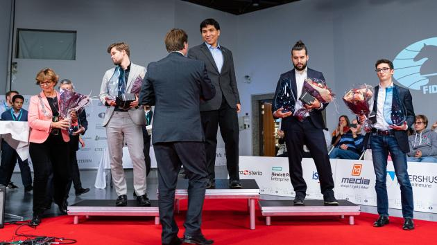 Wesley So Wins Fischer Random World Championship