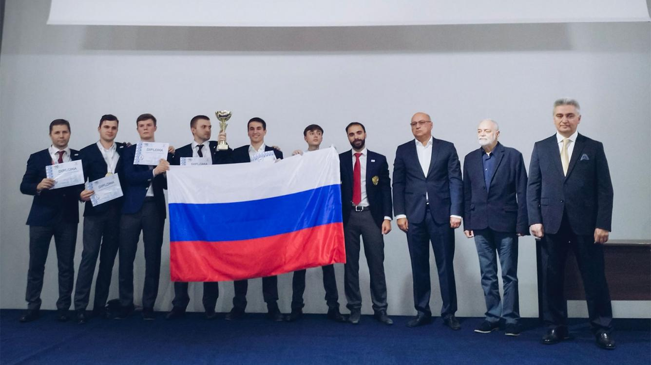 Double Gold For Russia At European Team Chess Championship