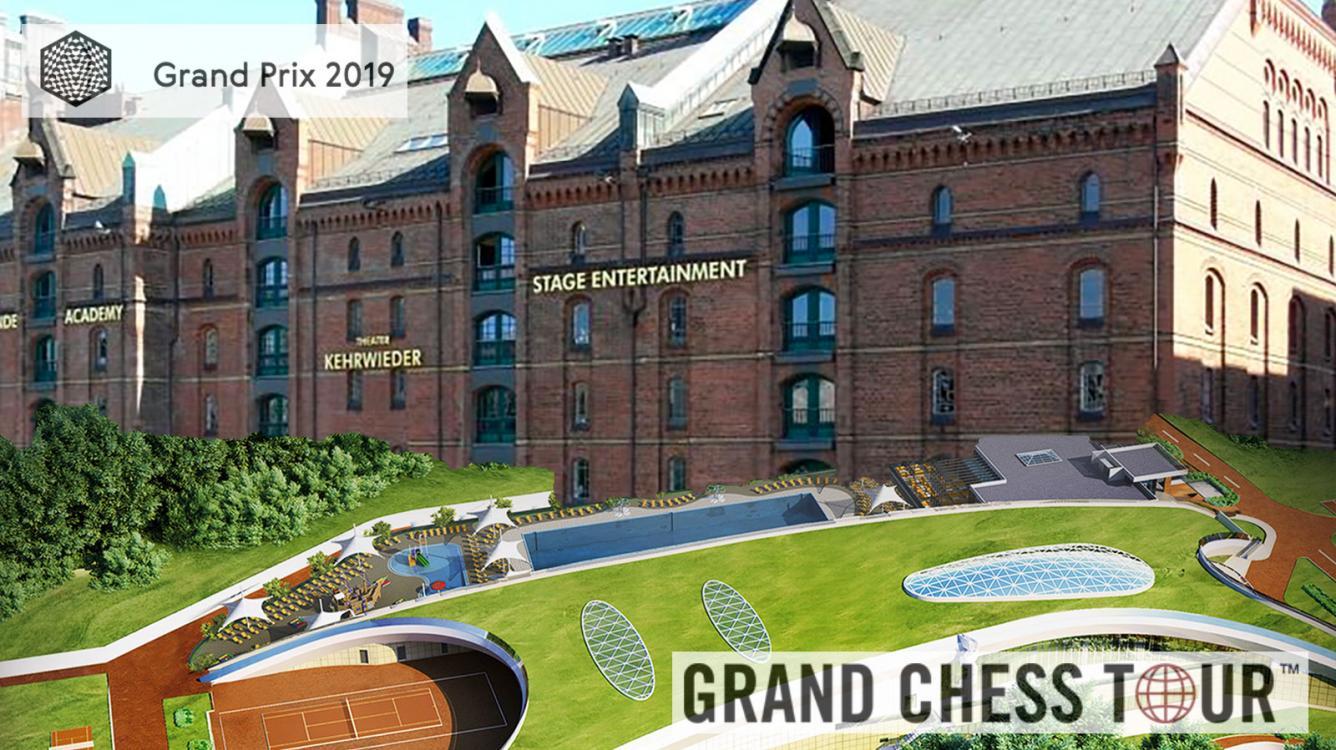 FIDE Grand Prix Resumes Today; Grand Chess Tour Tomorrow