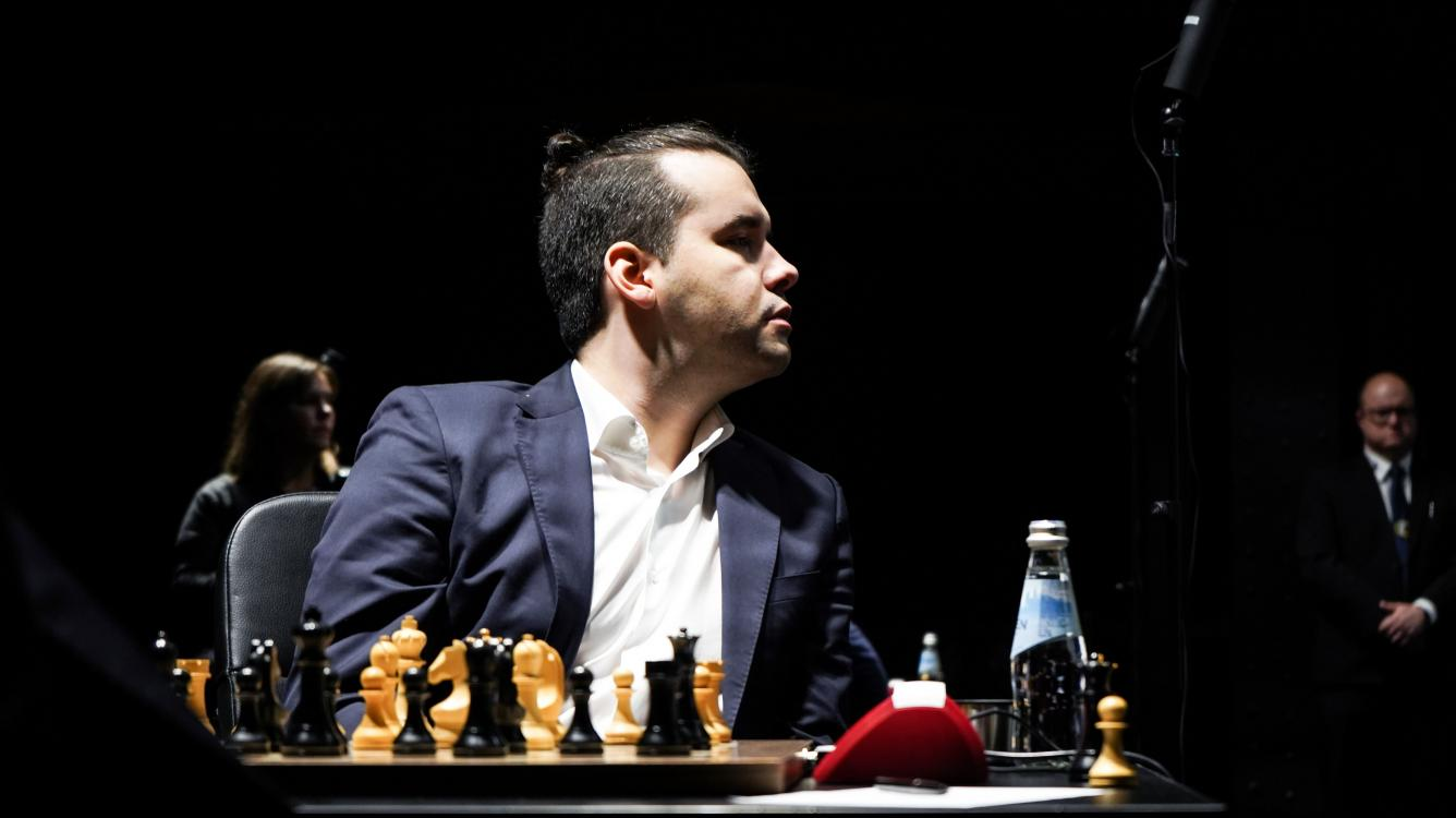 Гран-При ФИДЕ в Гамбурге: Ян Непомнящий ссорится с организаторами