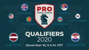 PRO Chess League Qualifiers: 8 Teams Clash For Final 2020 Season Berth On Saturday
