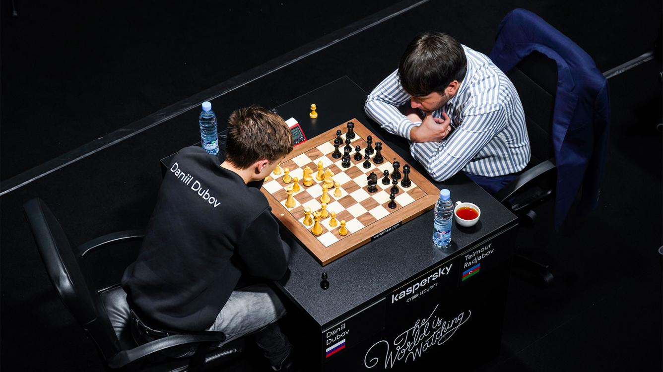 Hamburg FIDE Grand Prix: Dubov Knocks Out Radjabov
