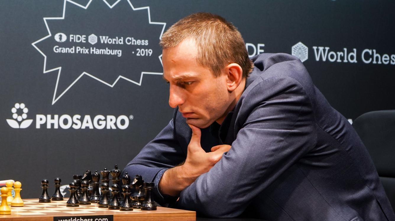 Гран-При ФИДЕ в Гамбурге: Грищук и Дубов выходят в четвертьфинал