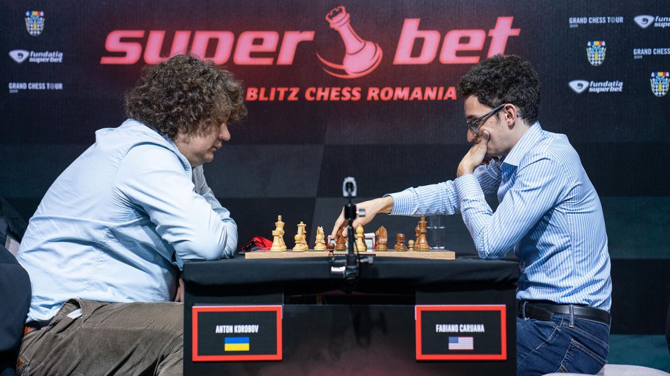 Korobov Channels AlphaZero, Still Leads Superbet Rapid & Blitz