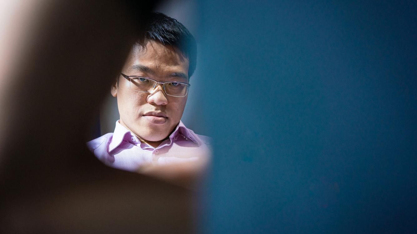 Superbet Rapid & Blitz: Wildcard Le Quang Liem Goes Wild
