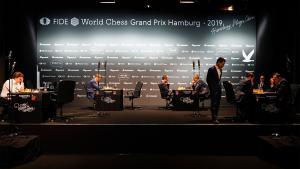 Duda, Dubov, Grischuk, MVL In Hamburg Grand Prix Semis
