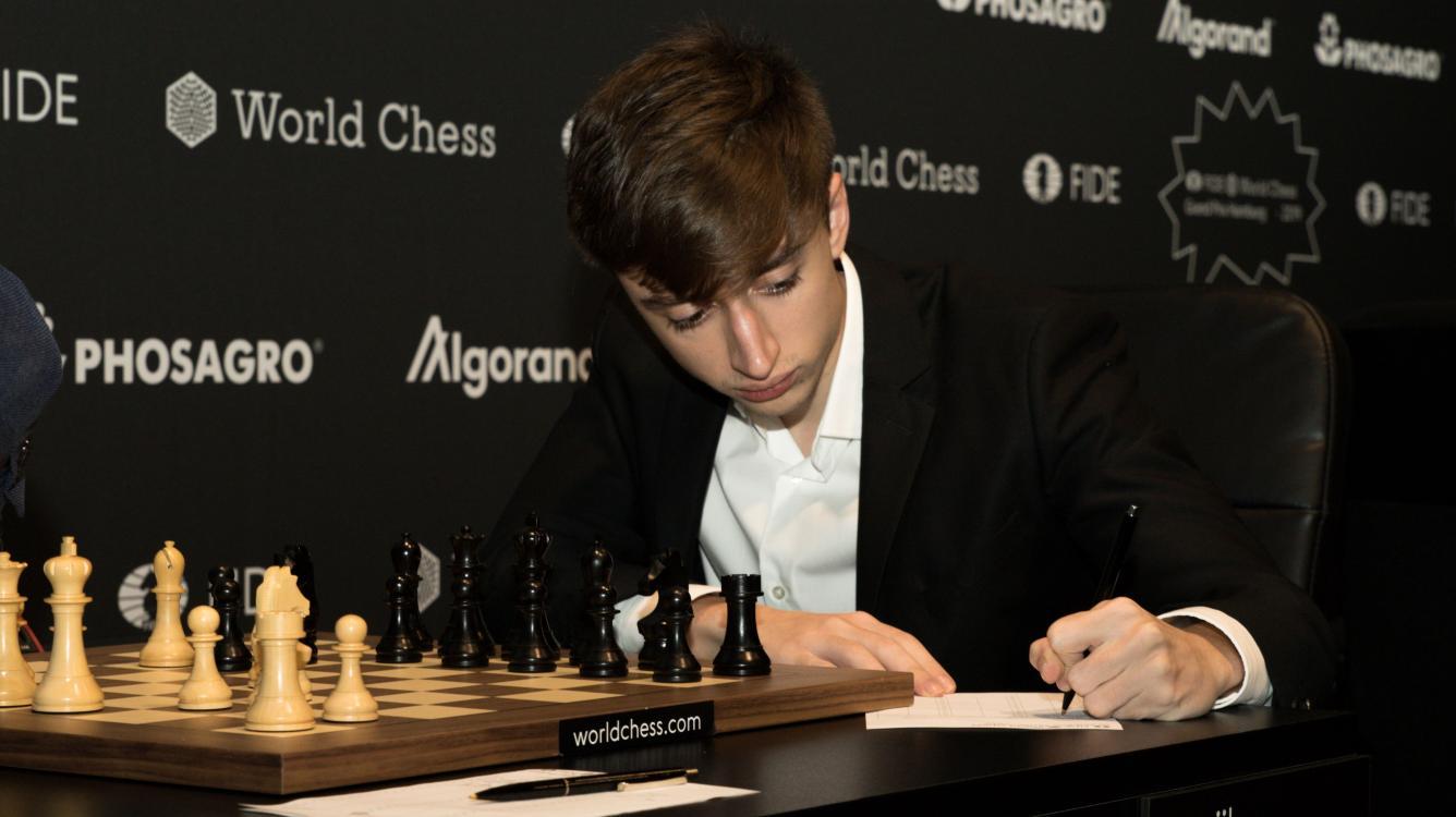 Гран-При ФИДЕ в Гамбурге: Грищук и Дубов уже в полуфинале