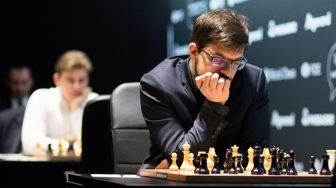 Hamburg FIDE Grand Prix Semifinals Start Peacefully