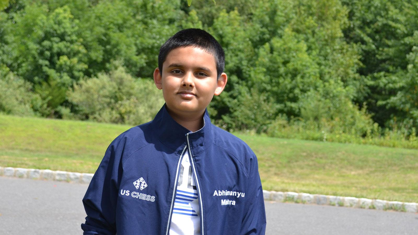 Abhimanyu Mishra Youngest IM In History - Chess.com