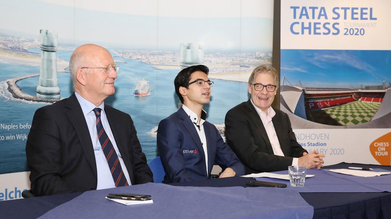 Carlsen, Caruana, Giri To Play 2020 Tata Steel Chess