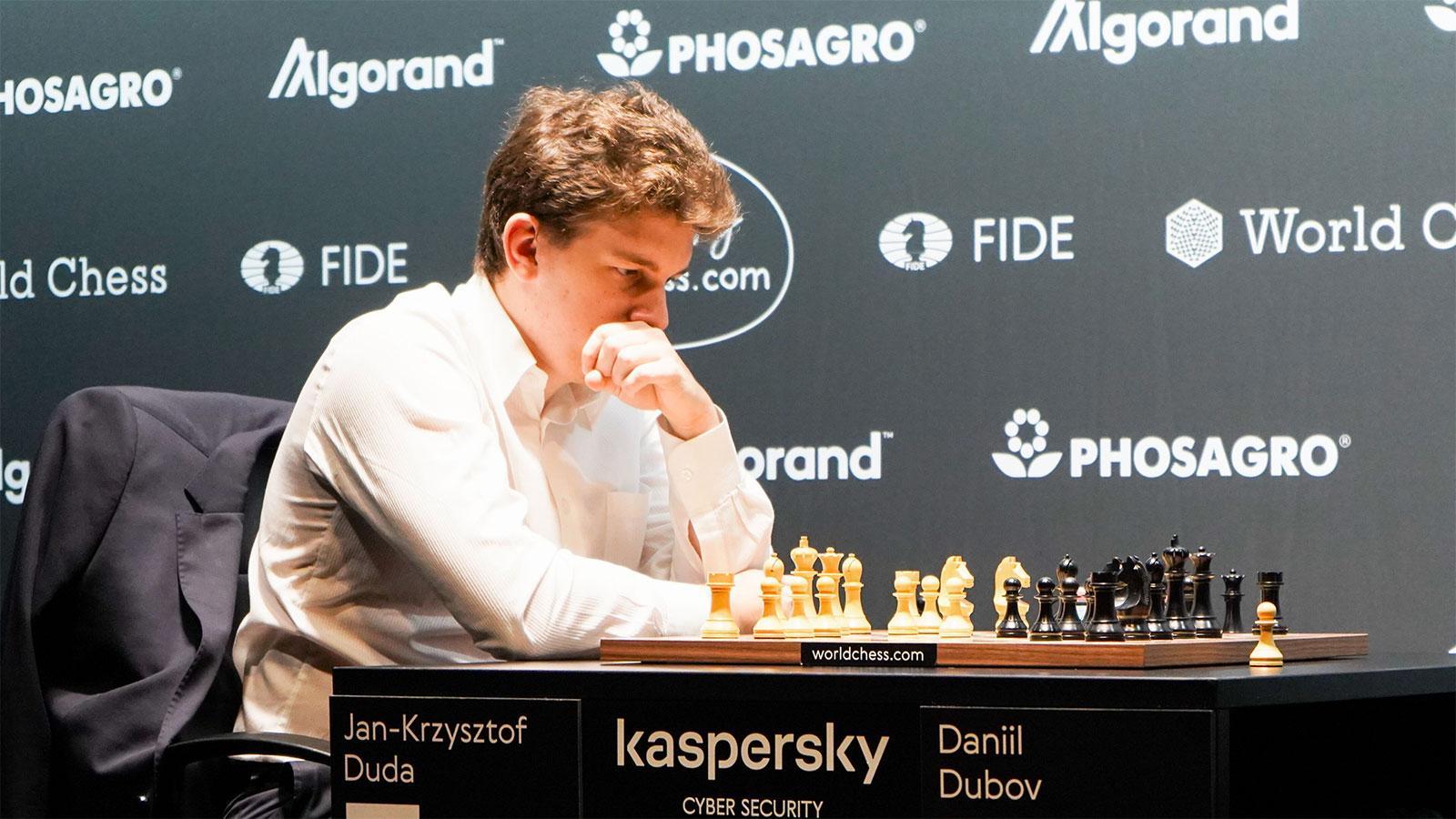 Duda Beats Dubov, Reaches Hamburg Grand Prix Final - Chess.com