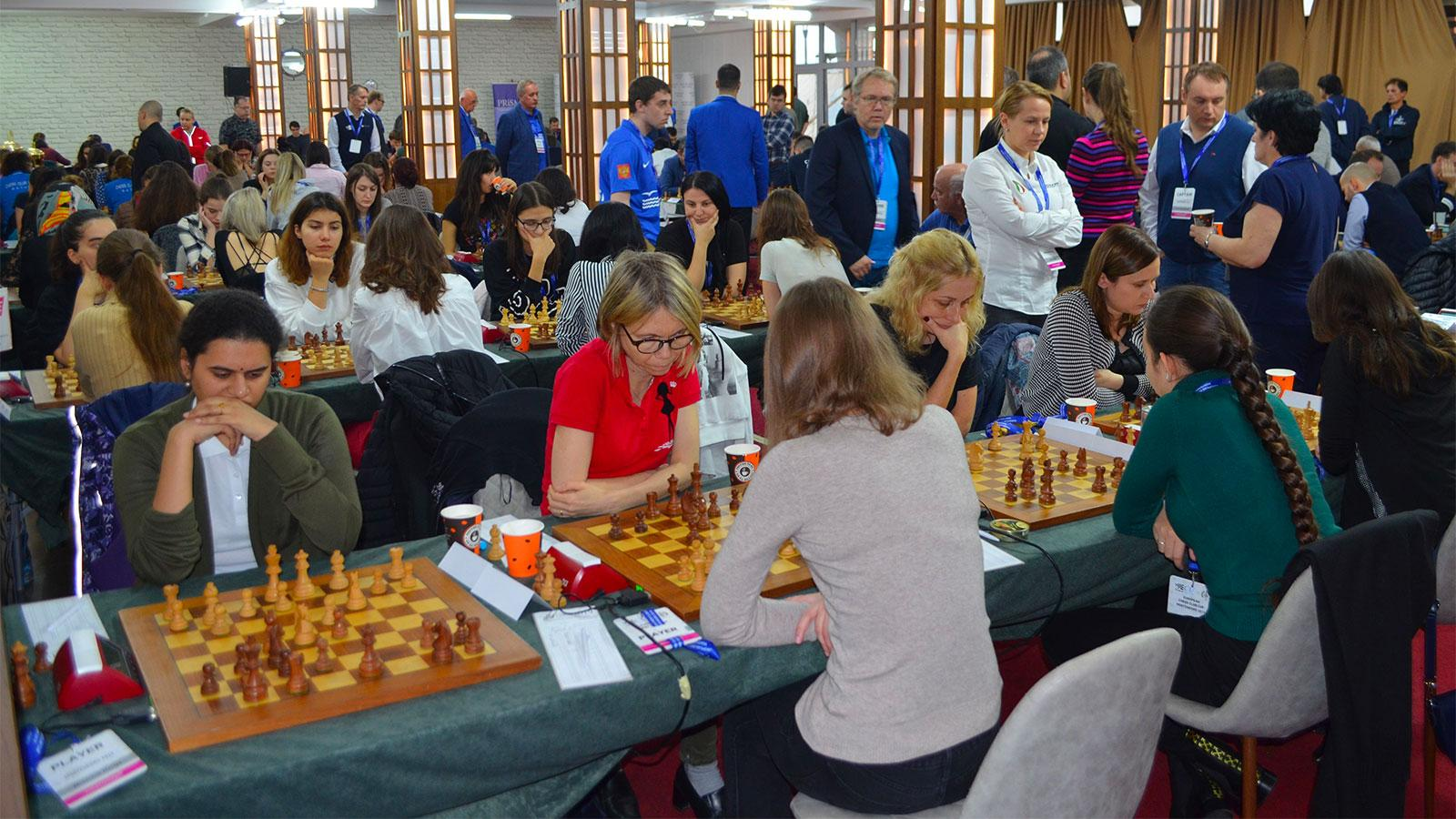 Almost The Longest Game Ever Played At European Club Cup - Chess.com