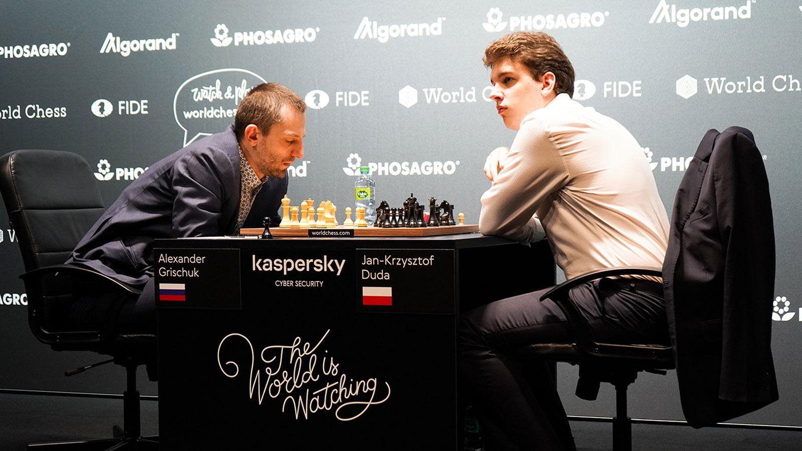 Hamburg Grand Prix Final Goes To Tiebreak - Chess.com