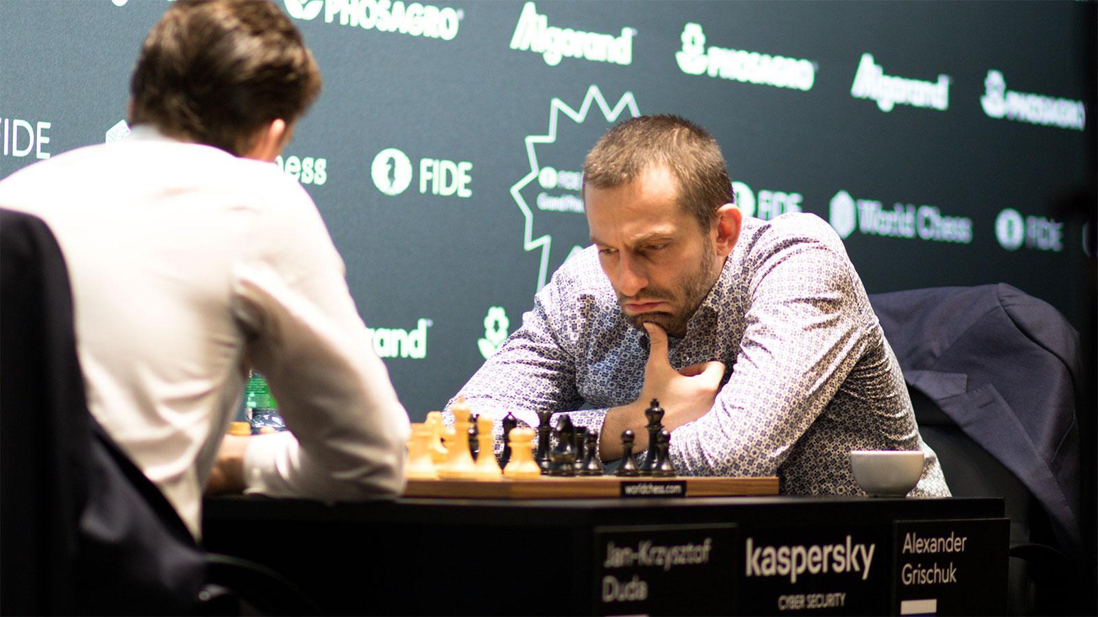 Grischuk Wins Hamburg Grand Prix, Almost Certain Of Candidates Qualification - Chess.com