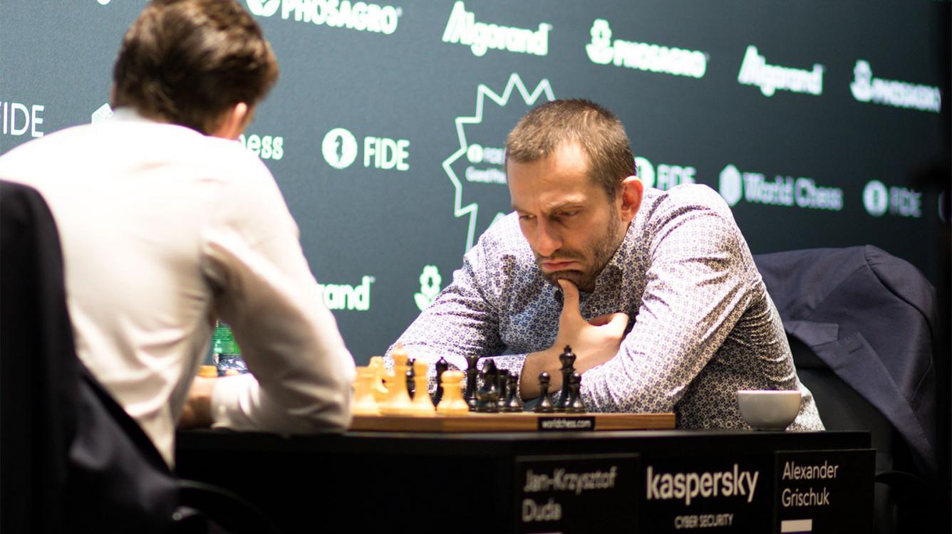 Grischuk Wins Hamburg Grand Prix, Almost Certain Of Candidates Qualification