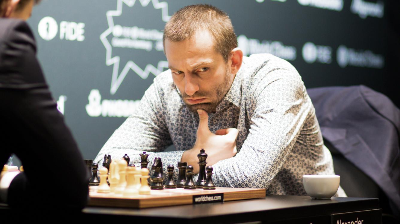 Гран-При ФИДЕ в Гамбурге: Грищук занимает первое место и выходит в Турнир претендентов