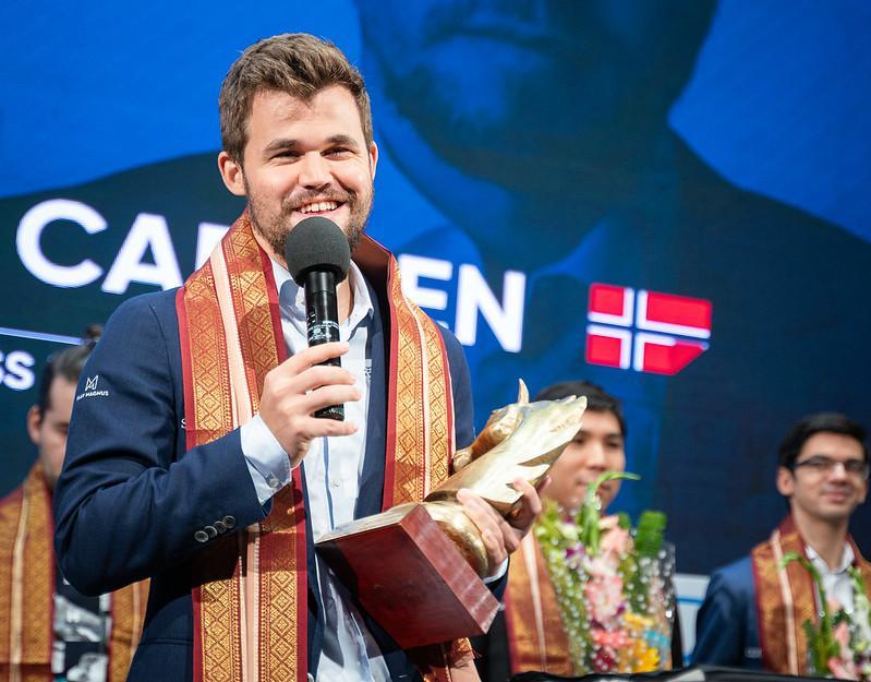 Tata Steel Rapid & Blitz: Carlsen Wins With Record Score