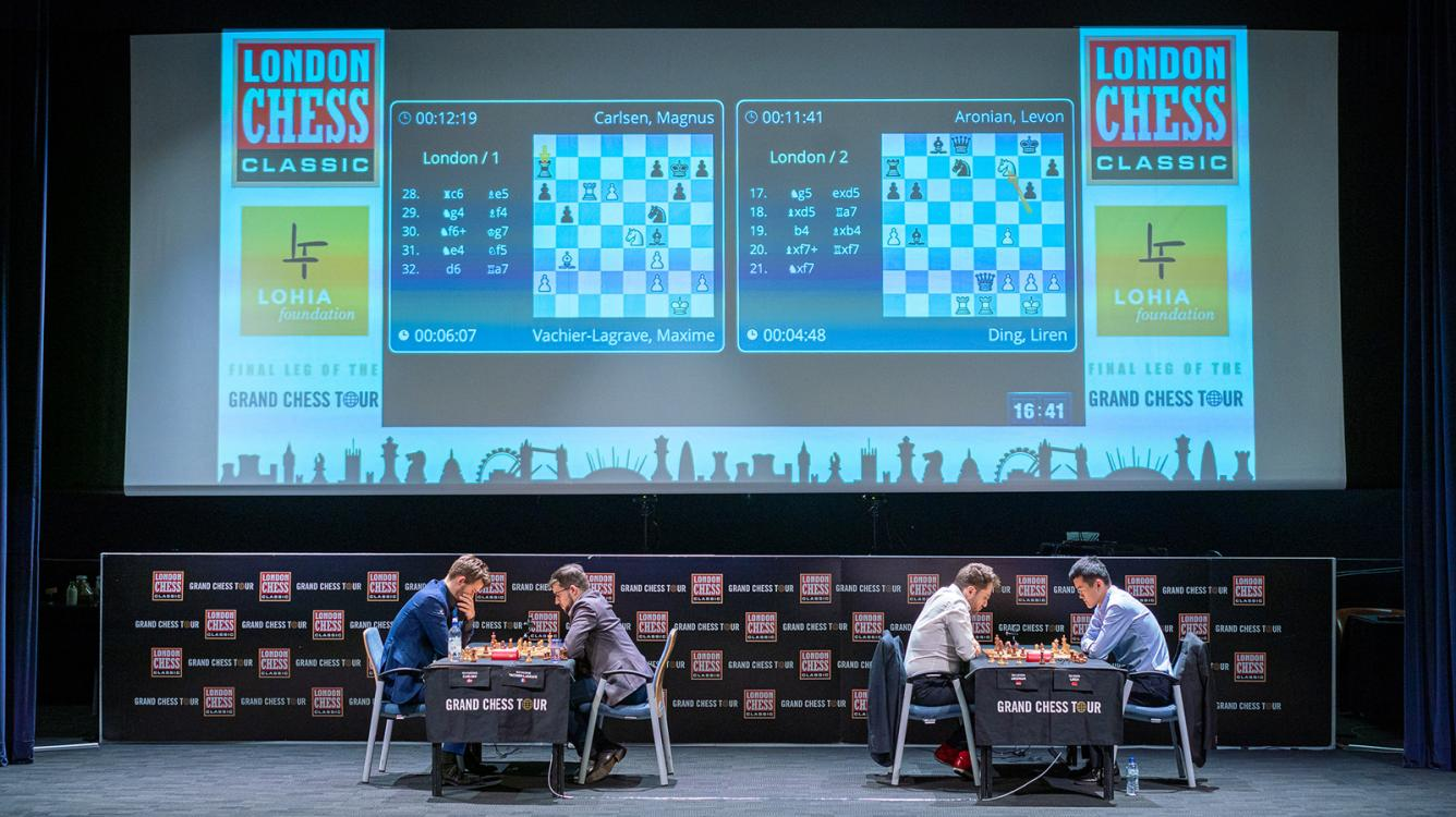 Vachier-Lagrave Beats Carlsen, Faces Ding In Grand Chess Tour Final