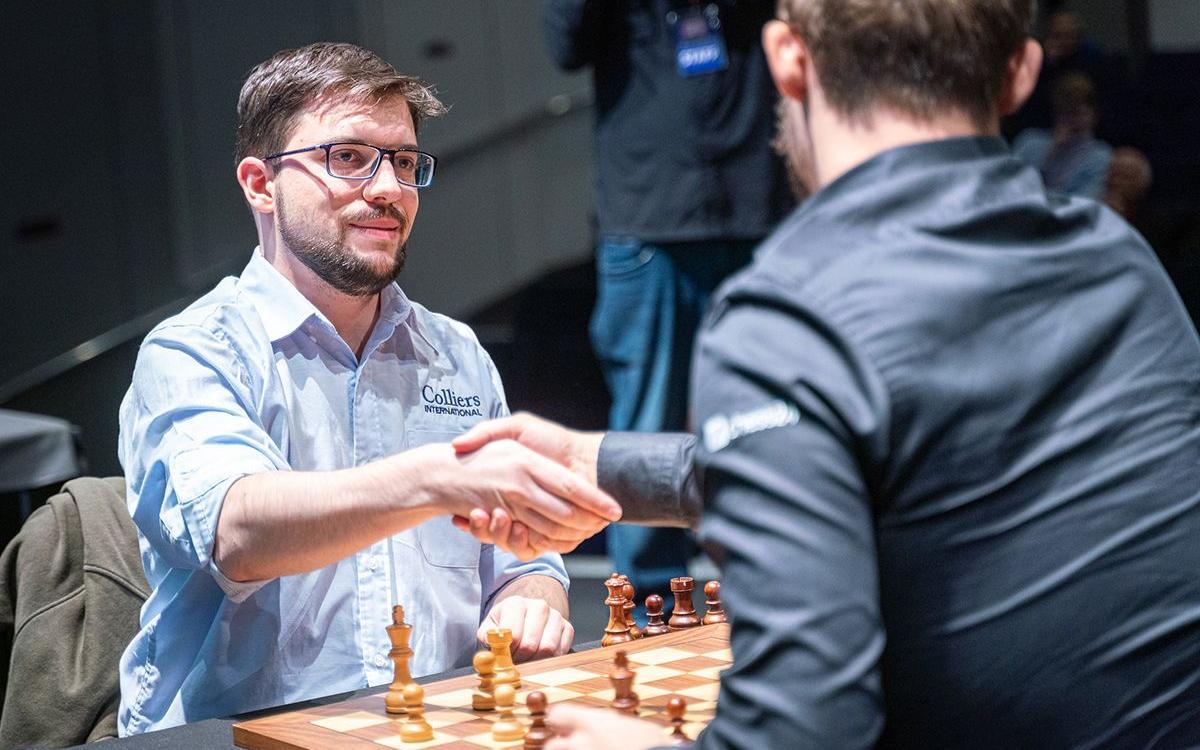 Лондон Grand Chess Tour: Вашье-Лаграв и Дин выходят в финал