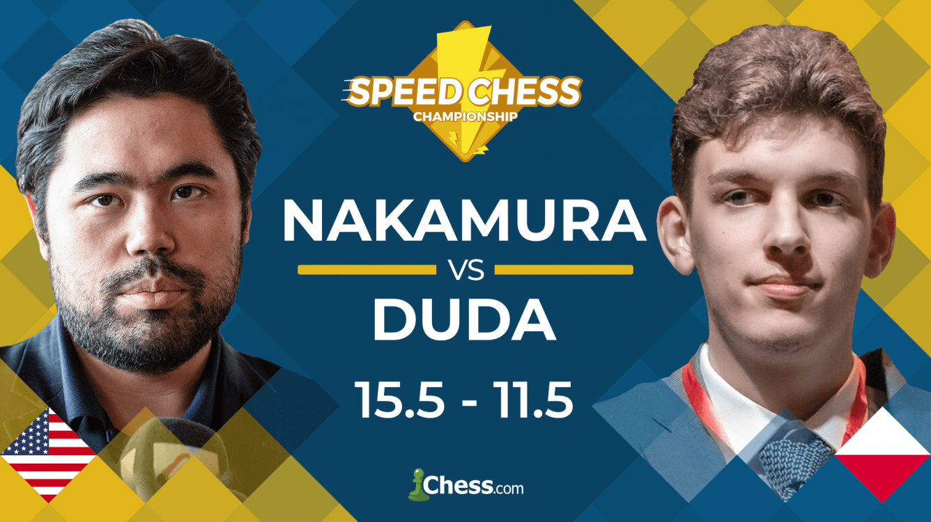Nakamura Beats Duda In Speed Chess Quarterfinal