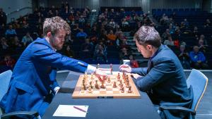 Grand Chess Tour Finals: Carlsen Wins, MVL Escapes