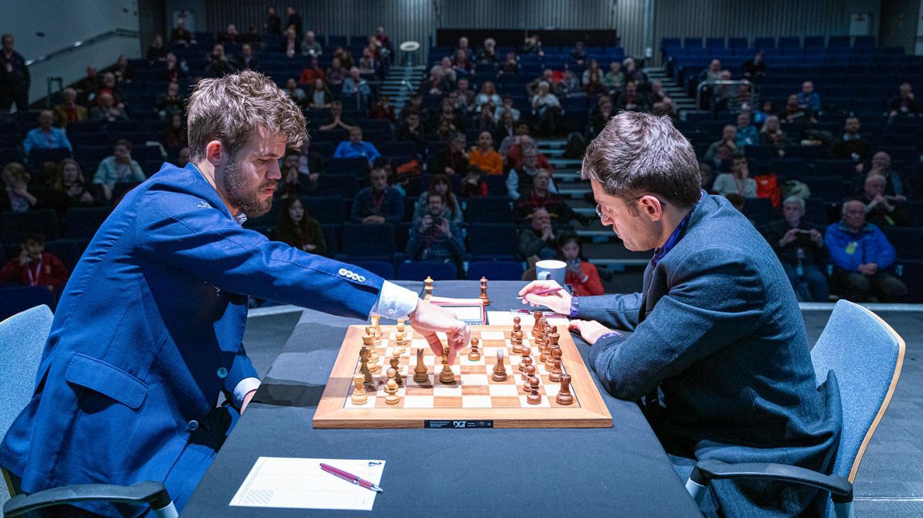 Лондон Grand Chess Tour: Битва титанов за третье место