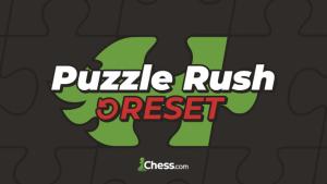 Das neueste Puzzle Rush update