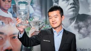 Ding Liren Wins 2019 Grand Chess Tour