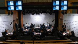 FIDE Grand Prix Final Leg Begins In Jerusalem