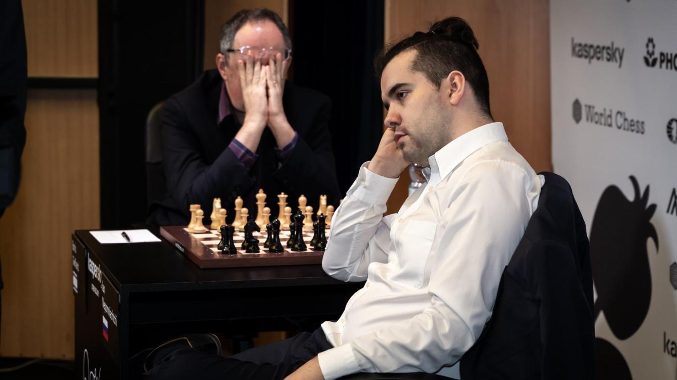 Гран-При ФИДЕ в Иерусалиме: Гельфанд простил Непомнящего