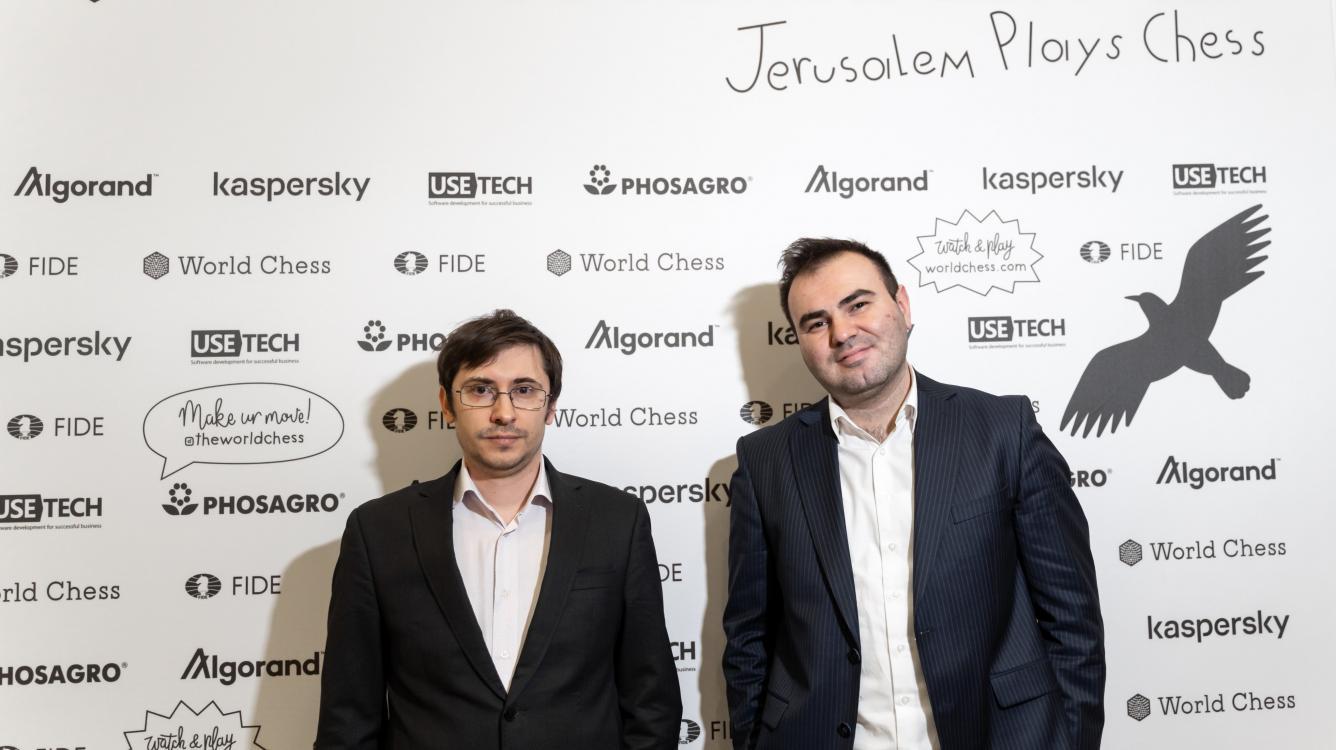 Гран-При ФИДЕ в Иерусалиме: в четвертьфинале четверо россиян