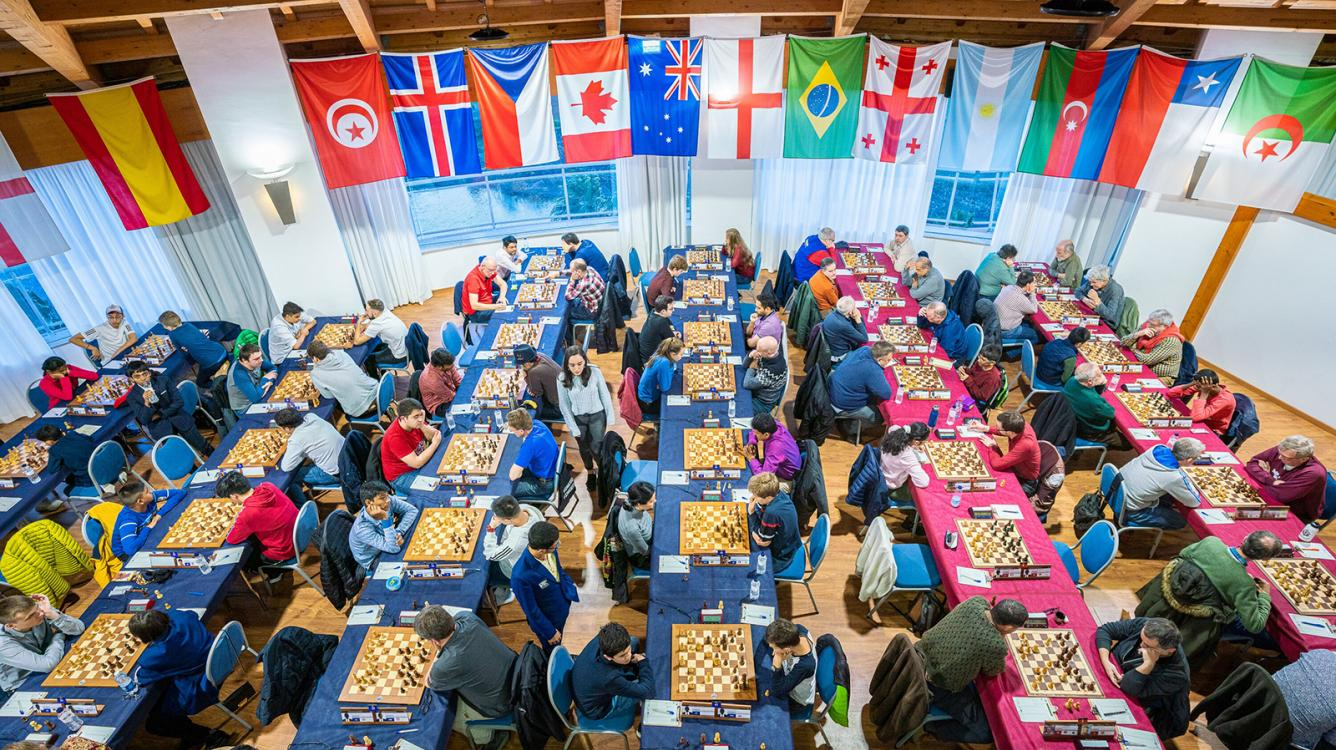 Sunway Sitges Chess Festival Underway