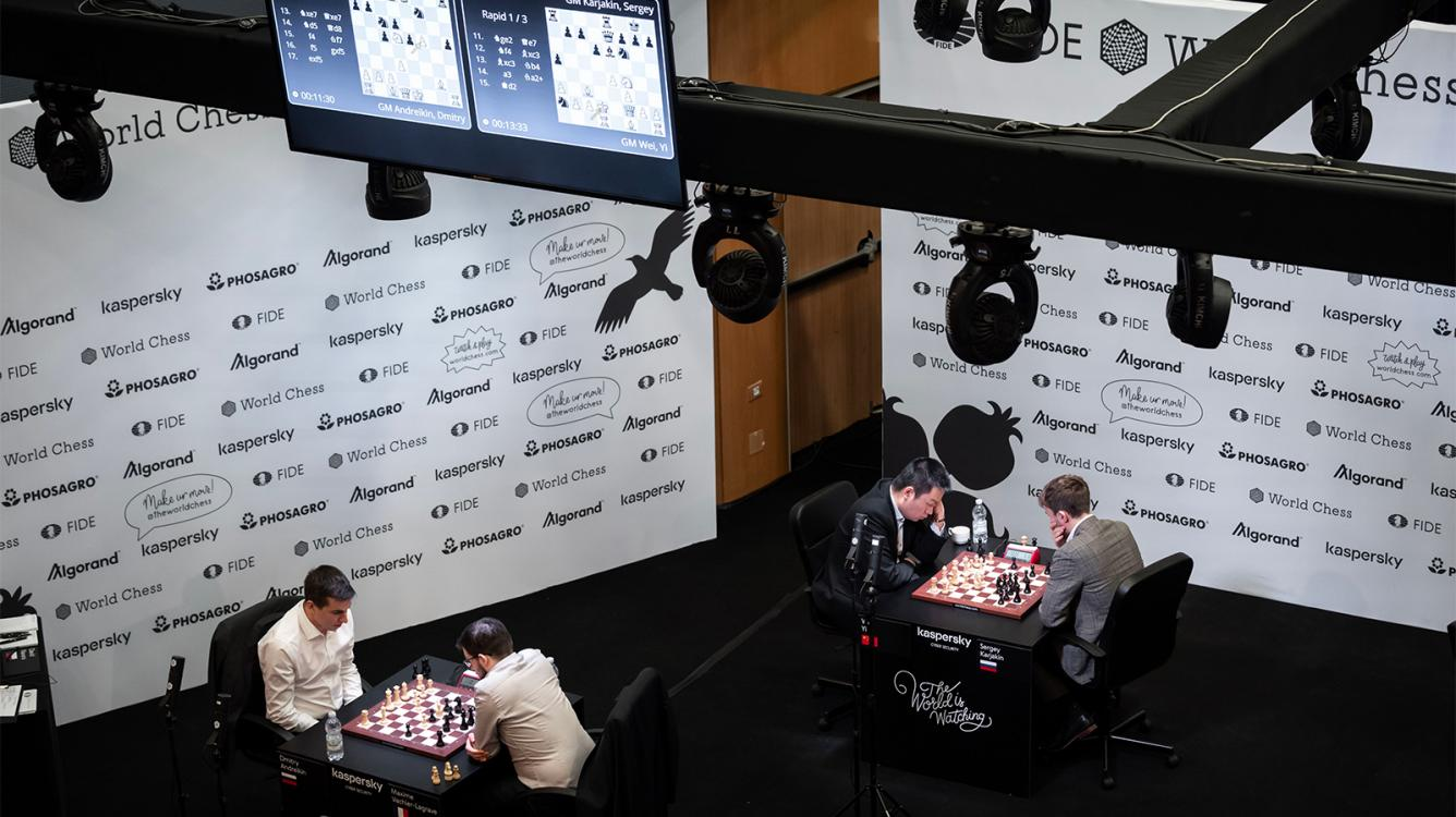 Jerusalem Grand Prix: MVL Clashes With Nepomniachtchi For Candidates Spot