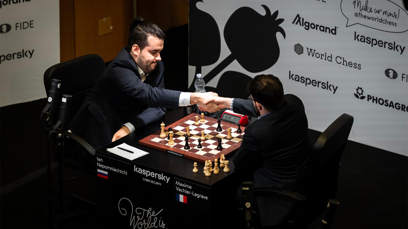 Jerusalem Grand Prix: Nepo Jeopardizes MVL's Candidates Qualification