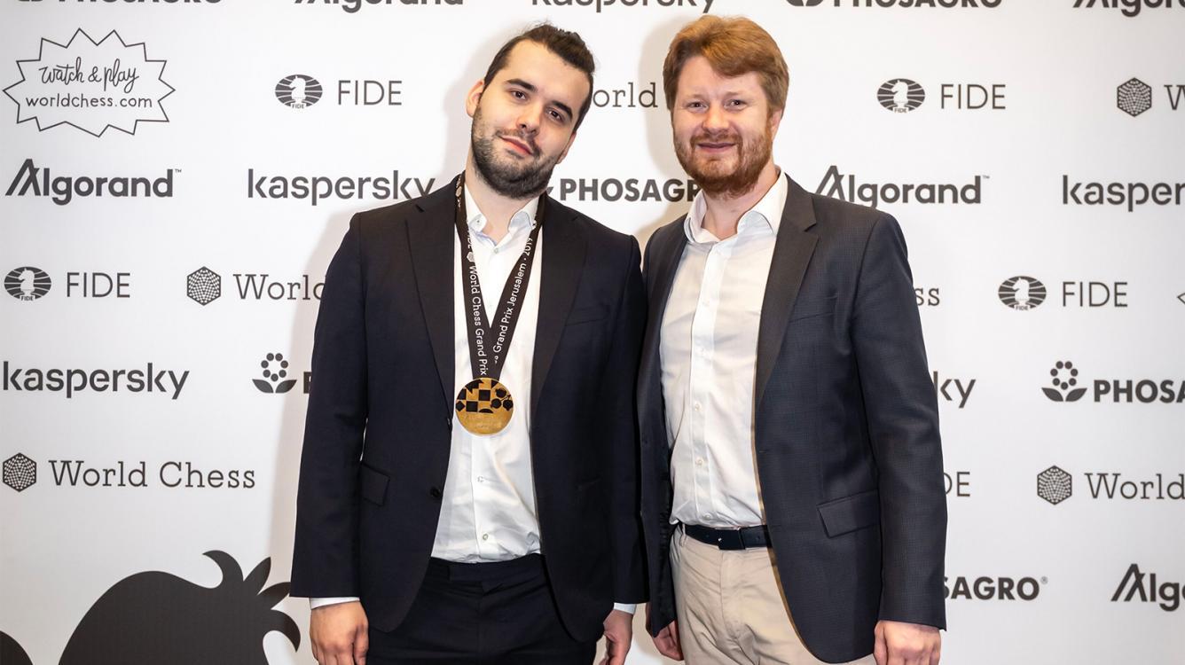 Nepomniachtchi Wins Jerusalem Grand Prix, Qualifies For Candidates