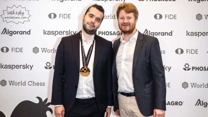 Nepomniachtchi gewinnt den Jerusalem Grand Prix und qualifiziert sich für das Kandidatenturnier