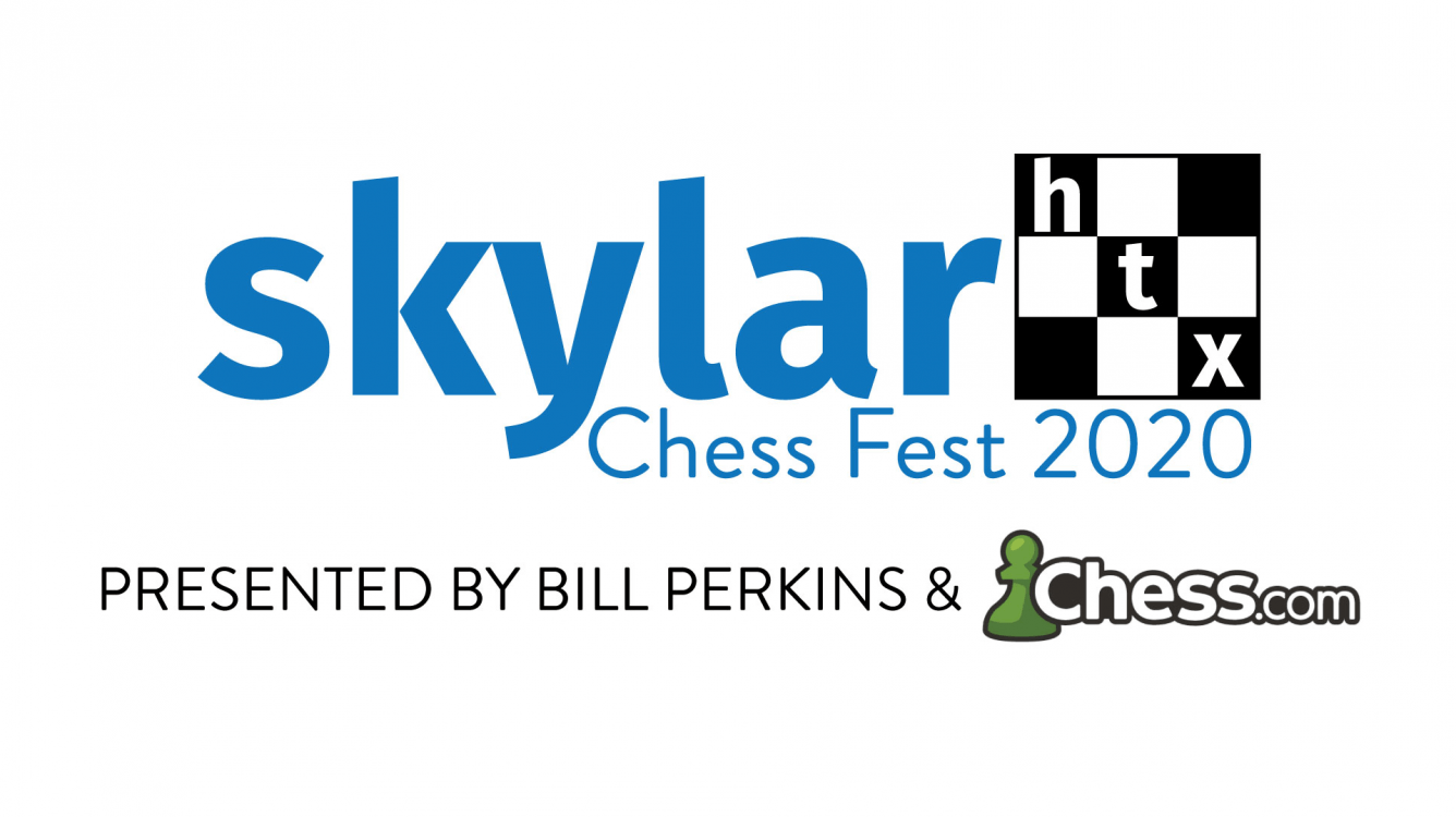 Tickets On Sale Now: Bill Perkins And Chess.com To Launch Skylar Chess Fest In Houston
