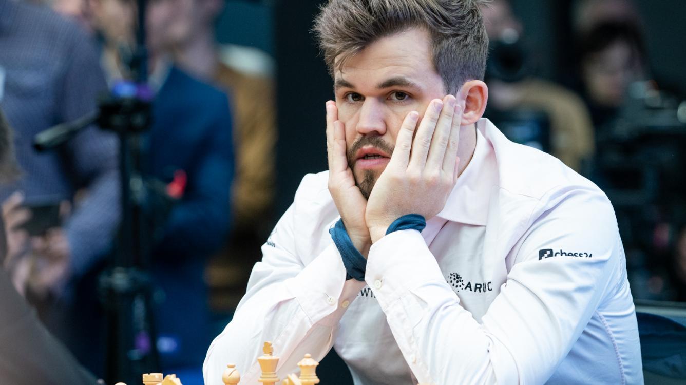 Carlsen y Koneru se imponen en el Campeonato del Mundo de Rápidas