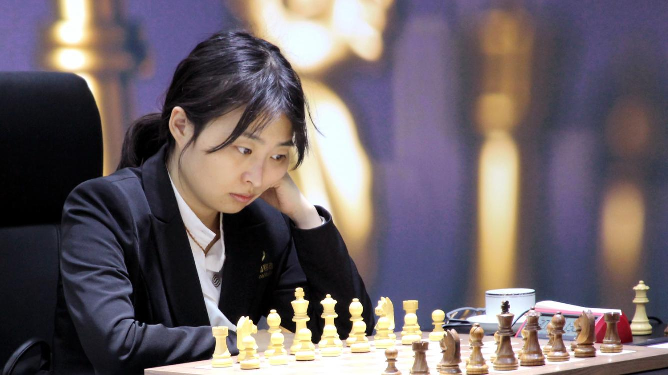Women's World Chess Championship: Ju Wenjun Strikes 1st
