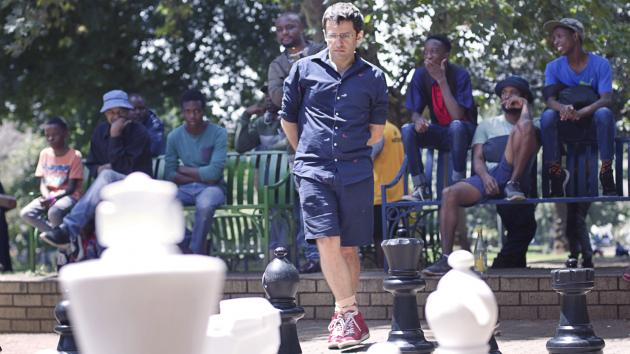 Aronian In South Africa: 'Chess Is The Purpose Of My Life'
